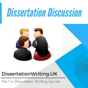 discussion analysis dissertation